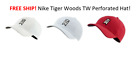FREE SHIP IN BOX! 2020 Nike Aerobill Tiger Woods TW Fitted Golf Hat Cap BV1072