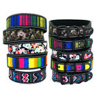 Wide Nylon Dog Collar Soft Padded Large Dogs Walking Collar Reflective for Boxer