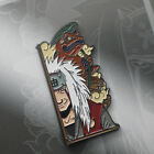 NARUTO JIRAIYA Gama-Bunta Gals NARUTO Tsunade Metal Pin Brooch Badge Collection