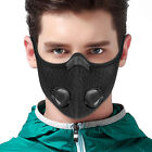 Kyпить Air Purifying Cycling Protective Mask Face Mask Face Cover Haze Fog Mouth Mask на еВаy.соm