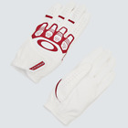 Oakley JAPAN Golf GLOVE 5.0 FOS900230 New White Red