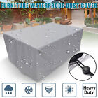 Waterproof Protective Furniture Cover Dustproof Outdoor Garden Sofa Table Cover