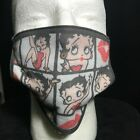 BETTY BOOP FACE MASK $16.95 USD on eBay