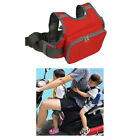Foldable Motorcycle Children's Safety Belt One-piece Bike Protective Seat Strap