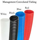 Choose 9 16 Colors Corrugated Insulated Pipe Universal Cover Flex Tube Lot