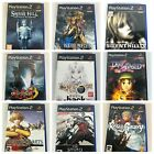 PLAYSTATION 2 PS2 LOT JEUX PAL FR A CHOISIR / TO CHOOSE