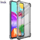 Imak Shock-resistant TPU Case Cover for Samsung Galaxy A41