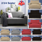 2-4 Seater Stretch Sofa Slip Covers Couch Cover Furniture Protector Universal
