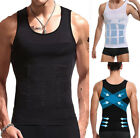 Kyпить Men Slimming Body Shaper Posture Corrector Vest Abdomen Compression Shirt Tops на еВаy.соm