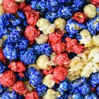 Snack bag popcorn 5 cup servings 60 flavors chocolate cheese bacon fruit kettle