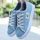 Women 2020 Hot Solid Canvas Lace-up Sneakers Shoes Super Quality Shoes for Girls