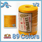 Kyпить Espiga No.9 - 100% Nylon Omega Cord Thread for Knitting and Crochet | Strong Mex на еВаy.соm