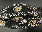 Baltimore Ravens Face Mask Football NFL Reusable Washable Double Layer Cotton $12.59 USD on eBay