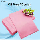 50Pcs 80x180cm Disposable Table Bed Sheet Covers Waterproof for Massage Hotel