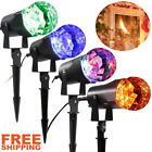 USA LED Projector Light Outdoor Spotlight For Party Xmas Halloween Holiday MS