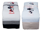 Set Crib/Pram Embroidered Duvet + Sheets Winter Minnie DISNEY
