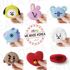 BT21 Character Silicone Mini Pouch 125 x 170 x 40mm Official K-POP Authentic MD