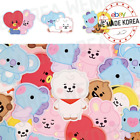 BT21 Baby Character Big Sticker Decoration Item Official K-POP Authentic Goods