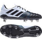 ADIDAS Mens KAKARI SG Synthetic-Leather Rugby Boots Trainers BB7979 Size 16 US