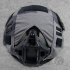 Black Gunpowder Tactical Helmet Cover for Hunting FAST Helmet T-Block Color