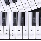 Piano Keyboard Stickers Decal Label Note For Beginners Learning 37/49/61/88 Keys