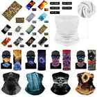 Multicolor Headband Scarf Face Mask Cycling Outdoor Windproof Protection Bandana