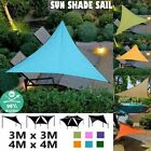 Outdoor Shade Sail Patio Suncreen Awning Garden Sun Canopy UV Block
