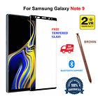 For Samsung Galaxy NOTE 9 S Pen + FREE Tempered Glass Bluetooth Stylus OEM BROWN