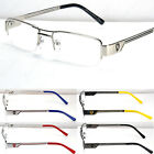Kyпить Fashion Designer Rectangular Clear Lens Eye Glasses Metal Frame Women Men Retro на еВаy.соm