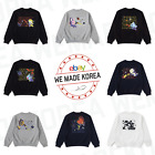 BT21 Space Squad Sweat Shirt Long Sleeve 10types Official K-POP Authentic Goods