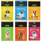 Dog Stick Snack Food Fruit Treats Puppy Meat Energy Pet Protein Chicken Real 70g