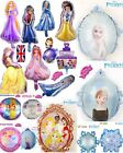 Bargain UK Disney Princesses Happy Birthday Party Supplies Balloons SALE ⭐⭐⭐⭐⭐