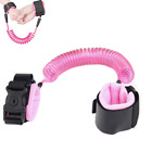 Safety Toddler/Child Harness Wristband Anti Lost WristLink, DOUBLE LOCK 6.65ft