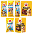 Pedigree Daily Oral Care Dog Treats Fantastic Array Of Natural flavoured Treats