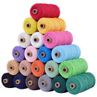 Tapestries Cotton Line Sewing Supplies 3mm String Handmade Binding Cotton Rope