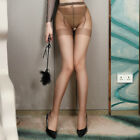 Women Ultra-thin Pantyhose Hotel Stockings Tights Elastic Socks Sheer Crotchless