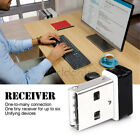 For Logitech Unifying Receiver Wireless 1 to 6 Devices USB Keyboard Mouse Dongle