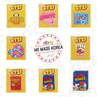 BT21 Character Sweet Epoxy Sticker 85x105mm 7types Official K-POP Authentic MD