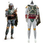 Star Wars Boba Fett Cosplay Costume Uniform Carnival Suit Halloween Outfit $146.28 USD on eBay