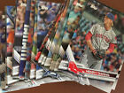 Внешний вид - 2017 TOPPS SERIES 1 ONE BASEBALL BASE CARD YOU PICK COMPLETE SET SINGLES 1-250