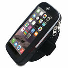 Gym Sports Armband Phone Holder Running Jogging Arm band Bag Pouch Case Cover
