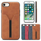 Mobile Phone Leather Card Slot Case Cover For Iphone 7plus/8plus/7/8  5.5