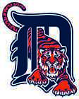 DETROIT TIGERS Vinyl Decal / Sticker ** 5 Sizes ** on Ebay