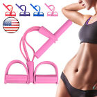 Fitness Sit Up Pull Rope Abdominal Exerciser Premium Multi-Function Tension Rope image