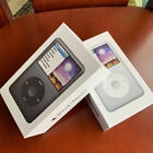 Packaging Box Only For iPod Classic 7th Generation 160GB Black Silver Brand New