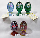 Fenton Egg Different Designs  -- Select Choice