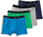 Jockey Men's 4-pk Active Blend Boxer Briefs