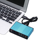 USB 2.0 External 6 Channel 5.1 Optical Audio Sound Card for Notebook PC Utility