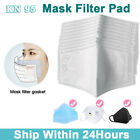 5-100pcs Filters For Mask Insert Replaceable Adult Anti Haze Mouth Pads Discount