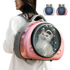 Soft Dog Cat Bubble Backpack Carrier for Small Dogs Pet Travel Tote Carrying Bag